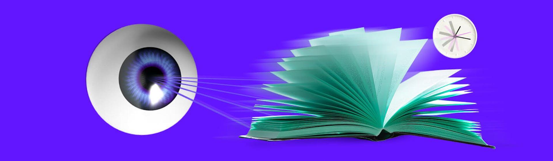¿Cómo leer más rápido? 3 técnicas de lectura que te convertirán en un devorador de libros