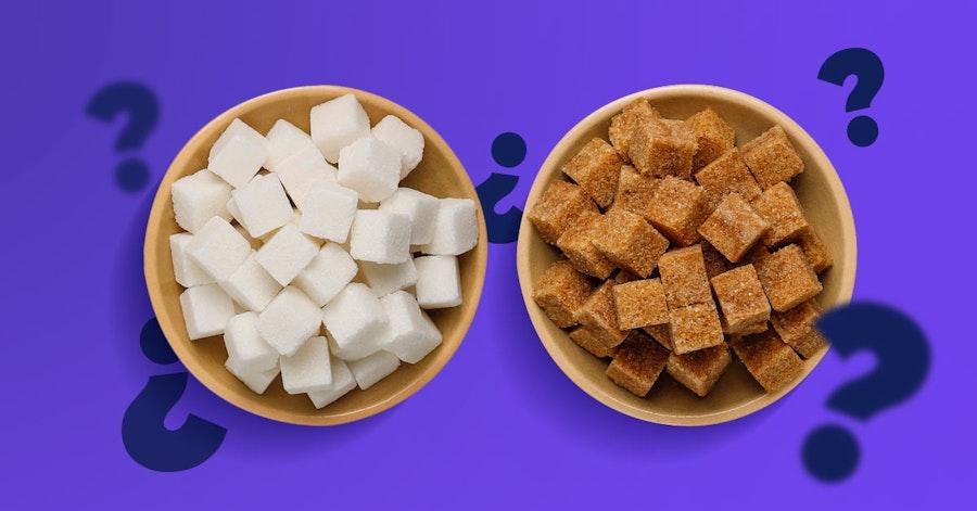 ¿Sabes cuántos tipos de azúcar hay? 7 alternativas al azúcar blanco