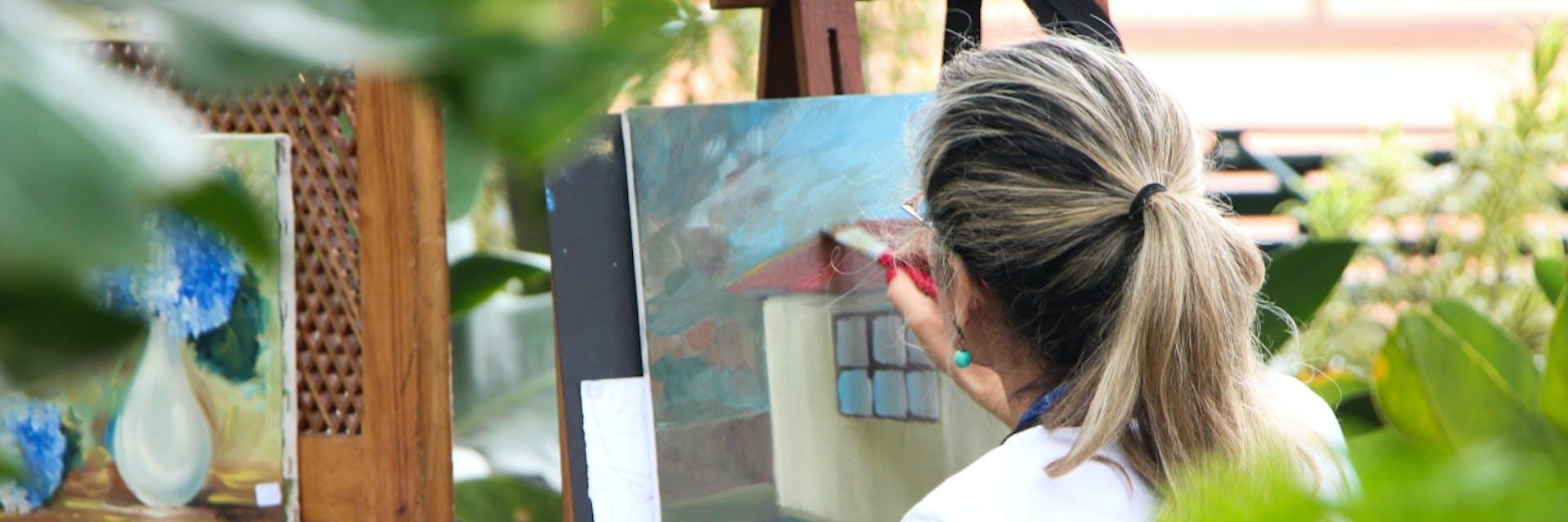 Descubre cómo pintar paisajes para principiantes ¡Ya no le temas a la hoja en blanco!