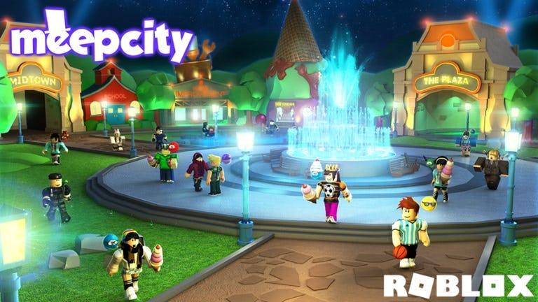 game roblox meepcity