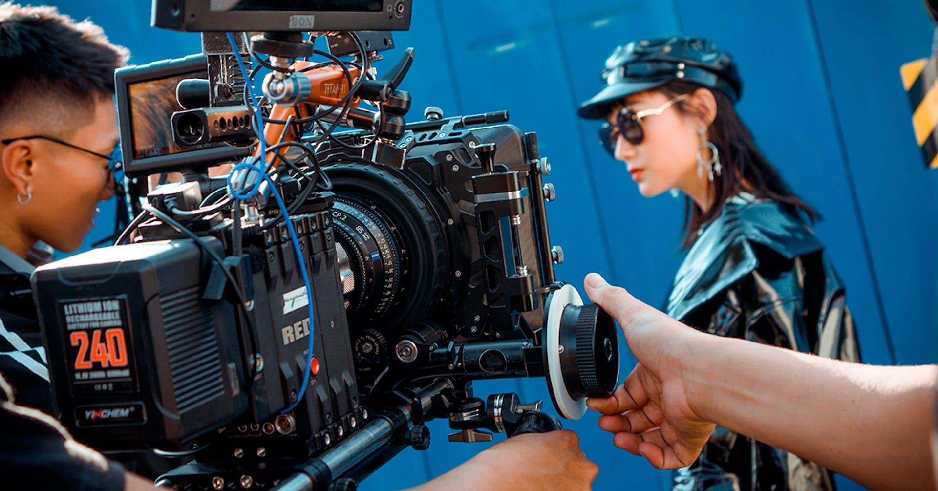 Ángulos de cámara en el cine que harán tu película digna de un Oscar