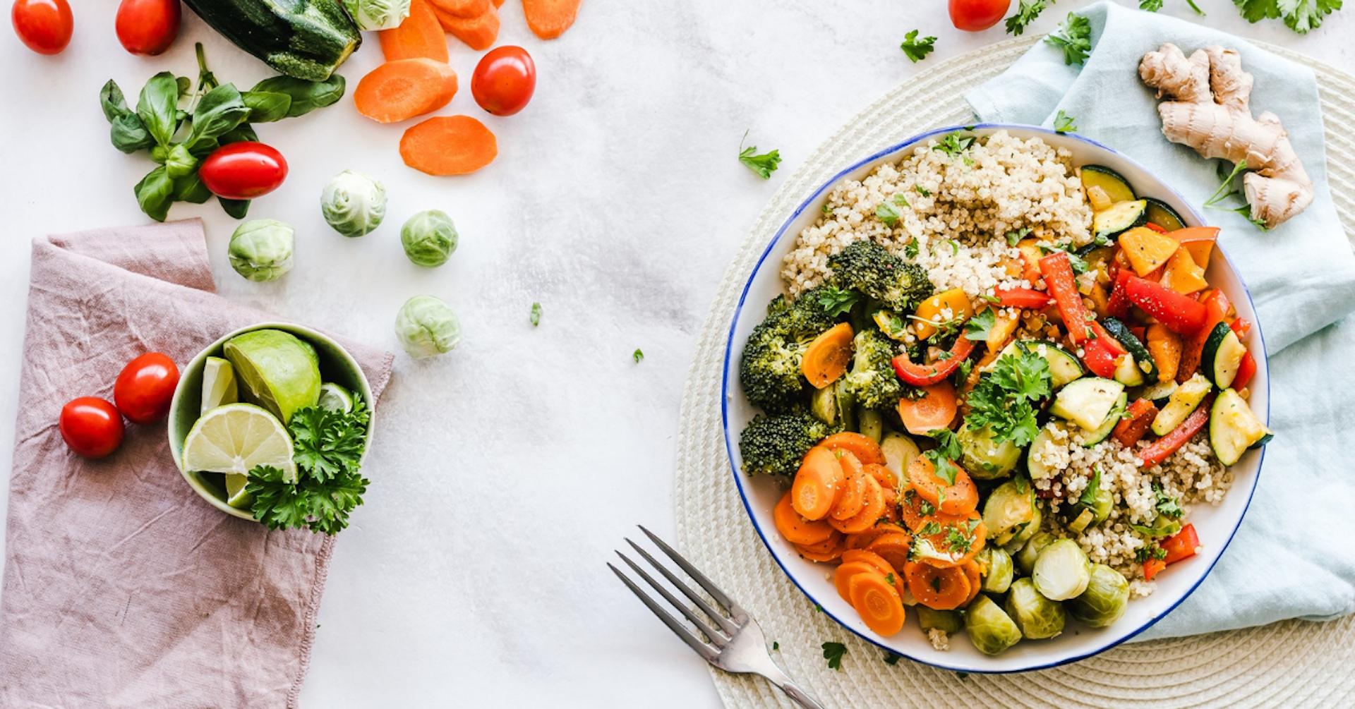 10 recetas vegetarianas fáciles de hacer que mejorarán tu calidad de vida
