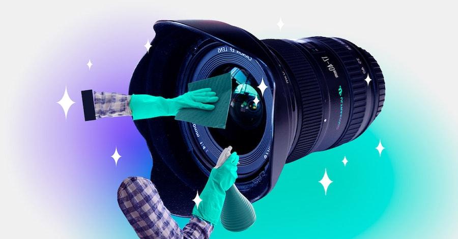 ¡Deja de hacerlo con tu ropa! Aprende cómo limpiar lente de cámara sin dañarlo