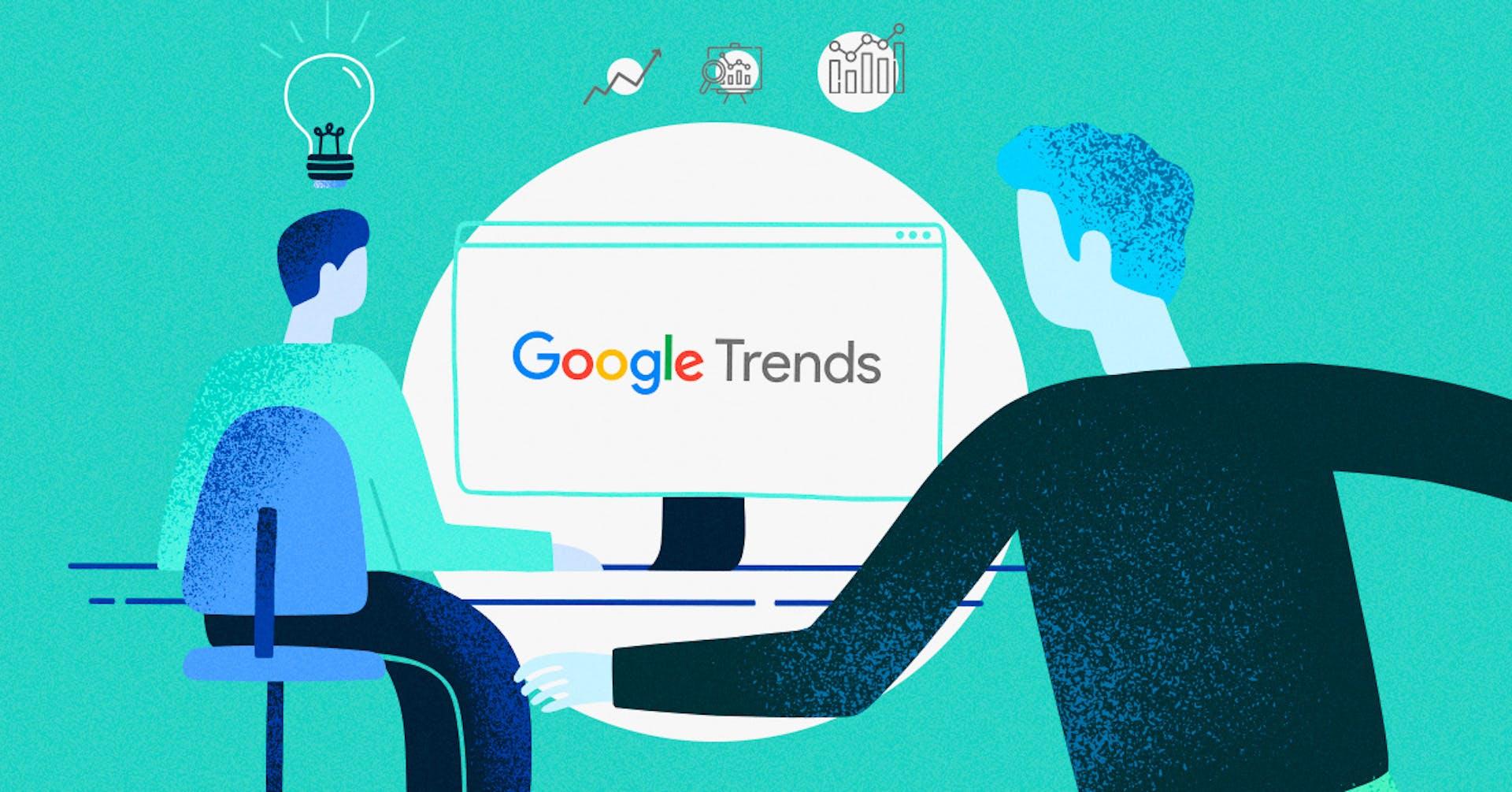 ¿Qué es Google Trends y cómo le puedes sacar provecho?