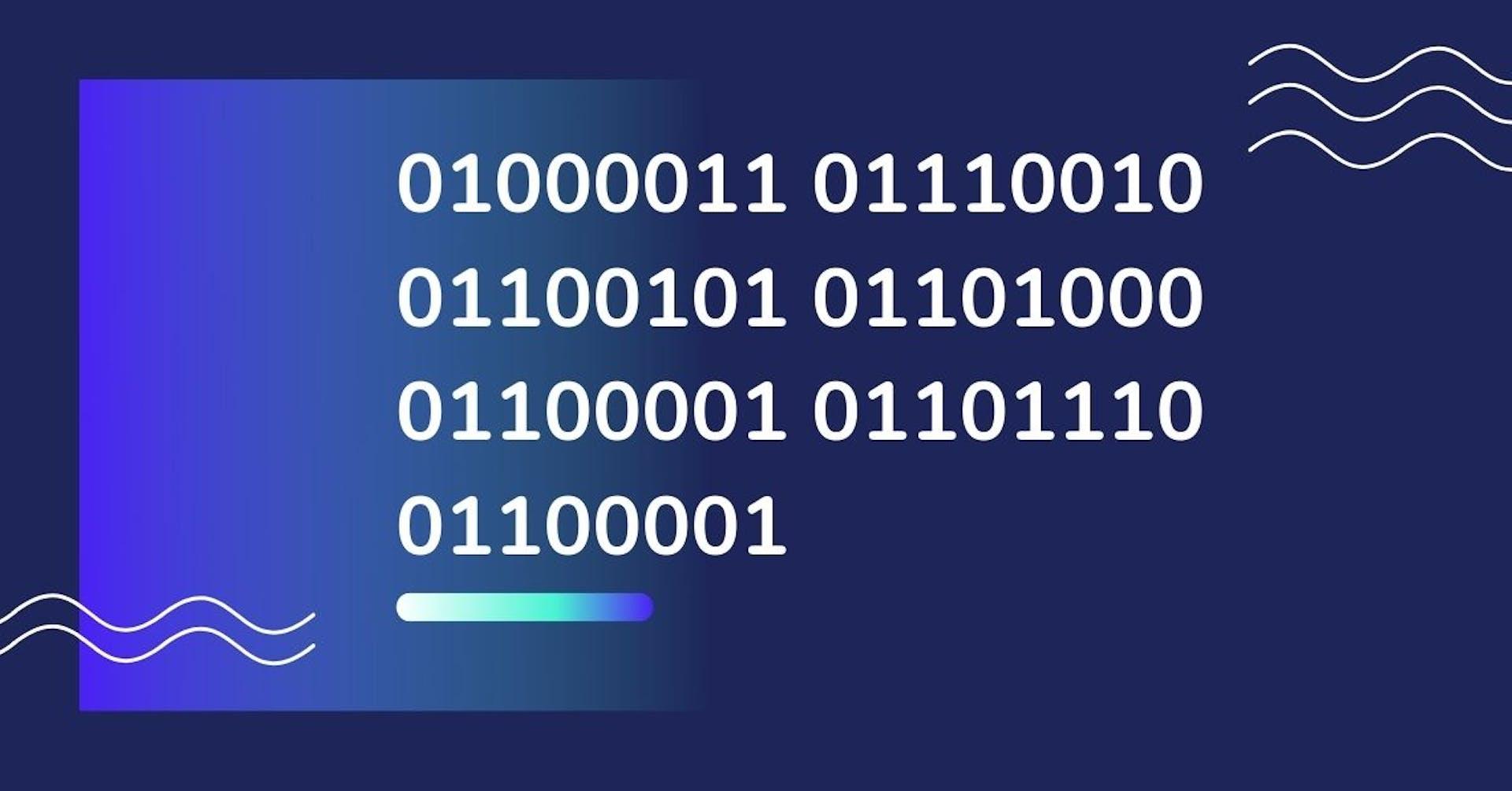 Aprende el lenguaje de las computadoras: ¿Qué es un código binario?