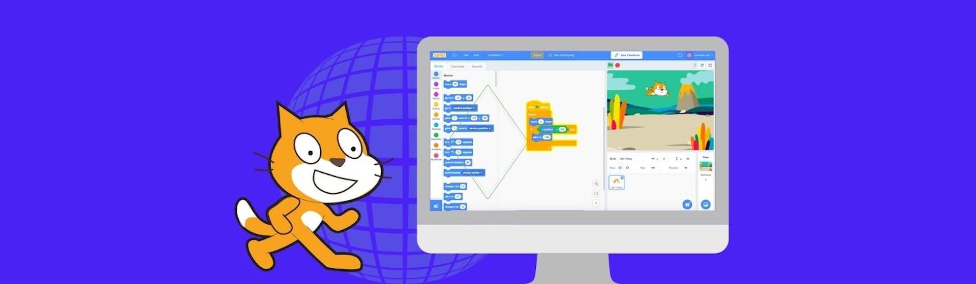 ¿Qué es Scratch? ¡Aprender a programar nunca fue tan fácil y divertido!