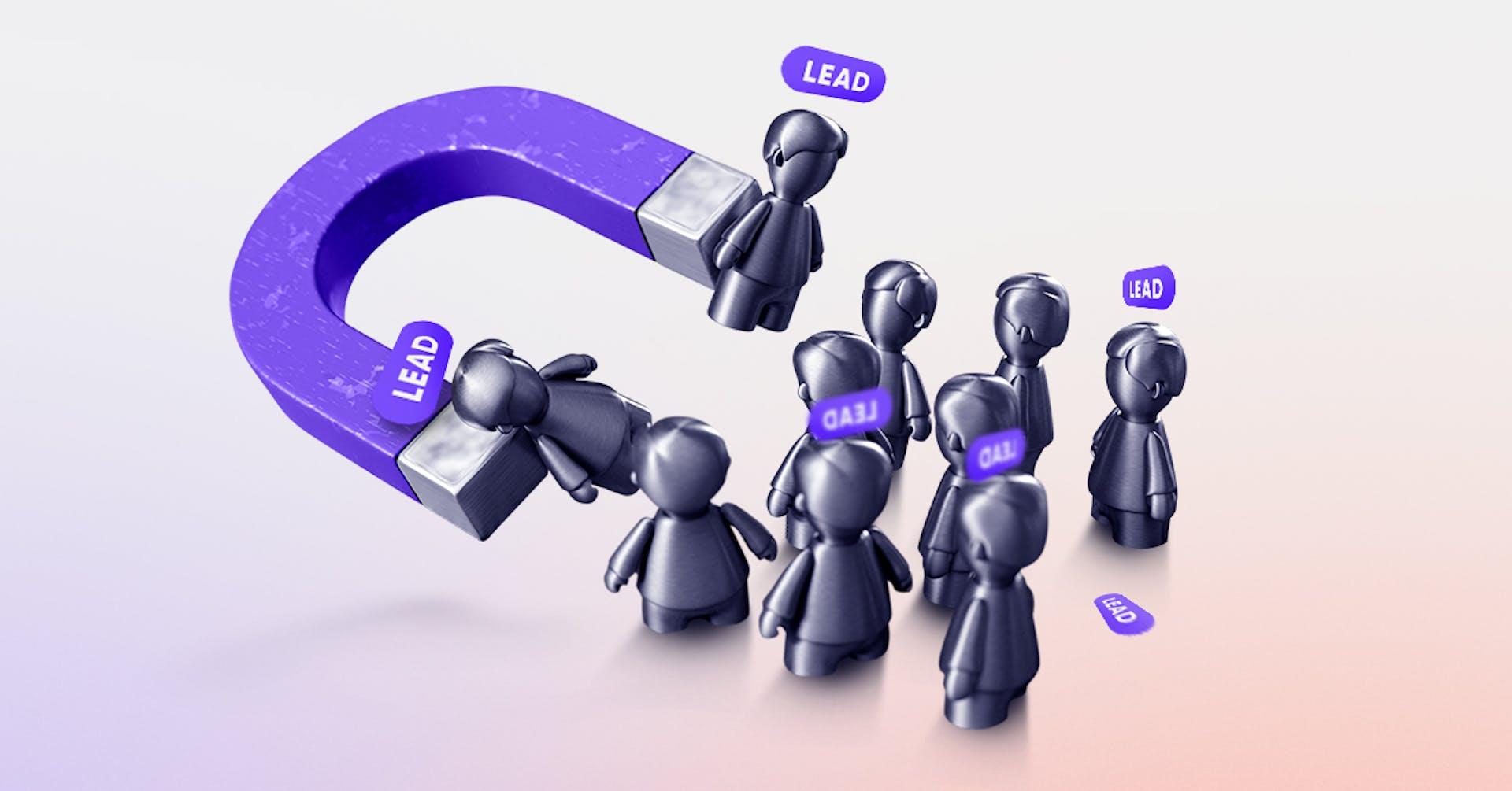Los mejores ejemplos de Lead Magnet para empresas B2B