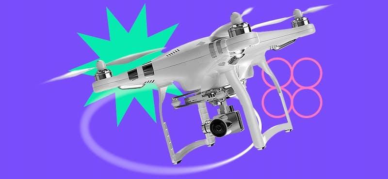 Tipos de drones: ¡Las mil y una posibilidades de la tecnología remota!