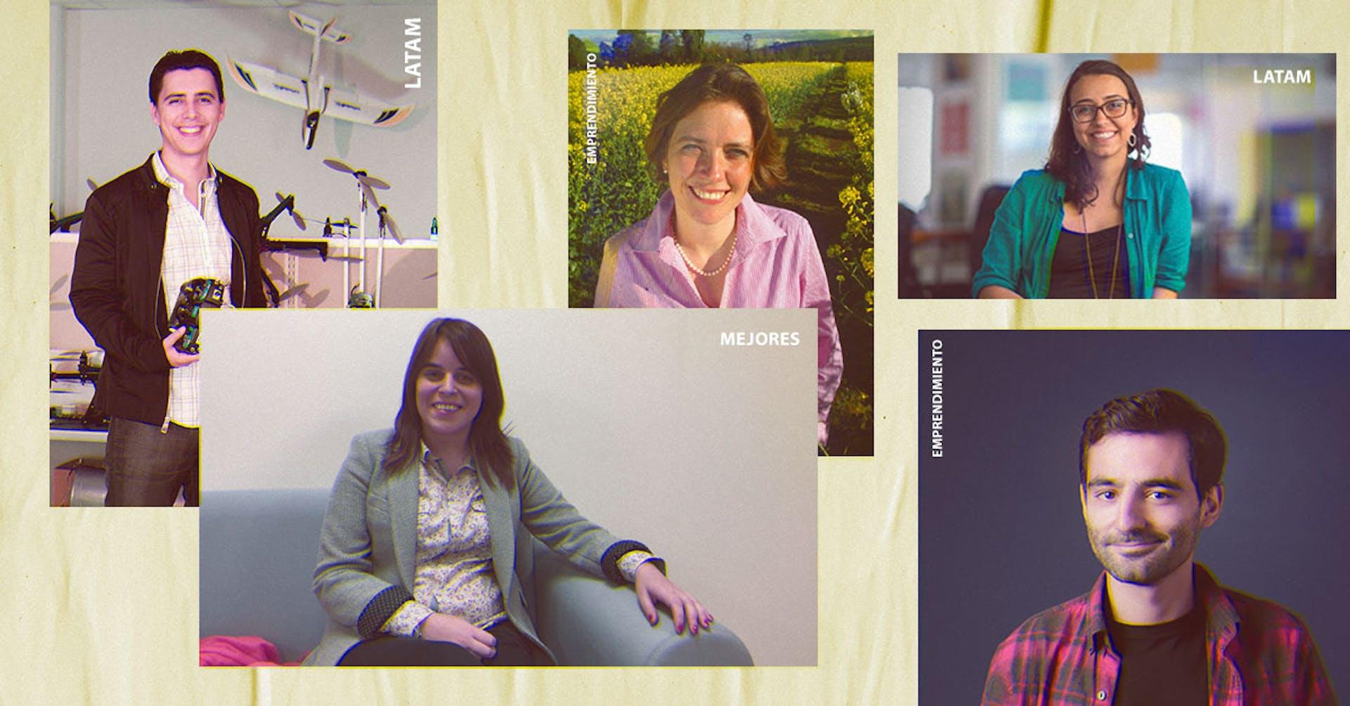 Los emprendedores latinoamericanos que tienes que conocer