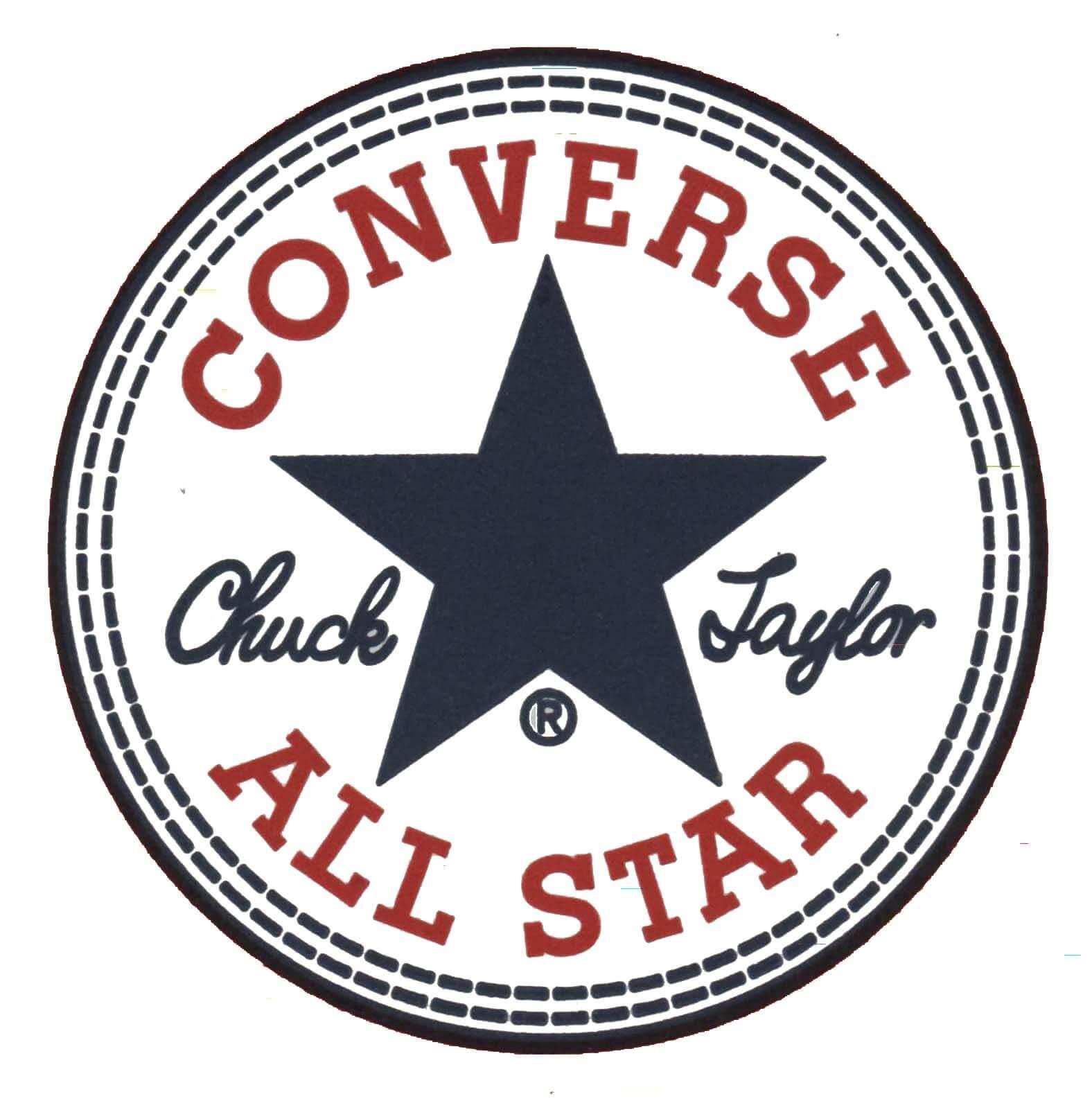 converse zapatillas estrategia de branding logo