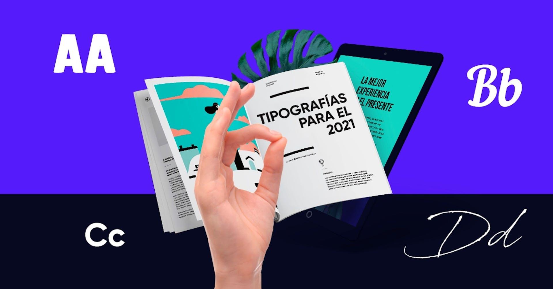 Tipografías para revistas: ¡conoce cómo cautivar con tus publicaciones!