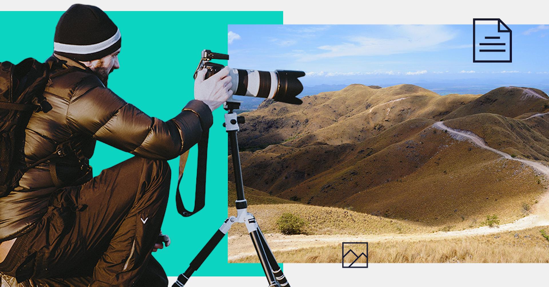 Guía completa para hacer fotografía de paisajes como un experto