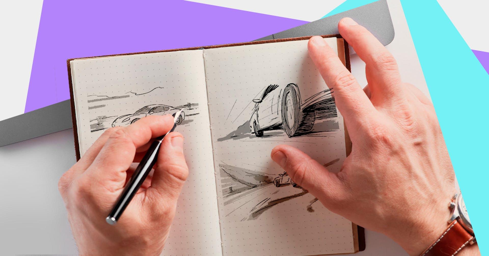 Posso fazer histórias em quadrinhos se não sei desenhar?