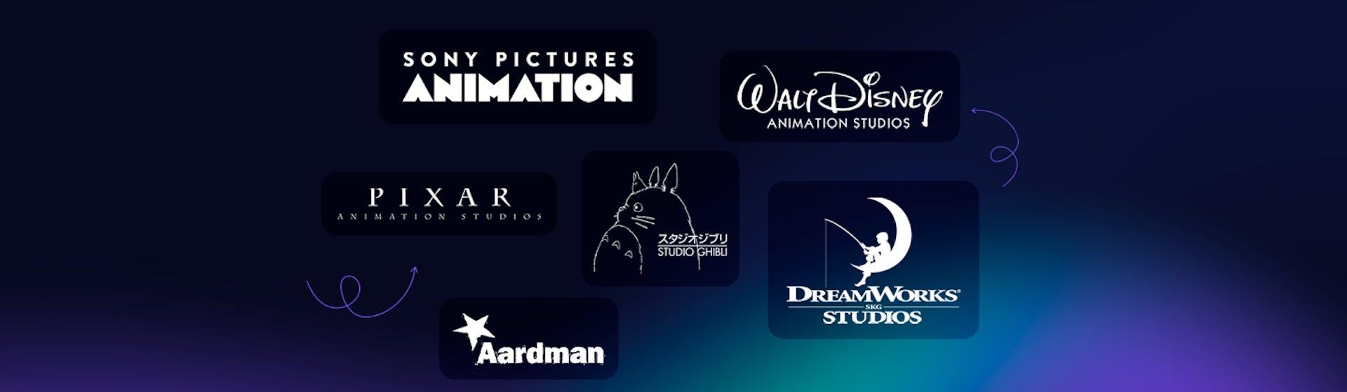 Los 20 mejores estudios de animación (Y no hablamos de Disney)