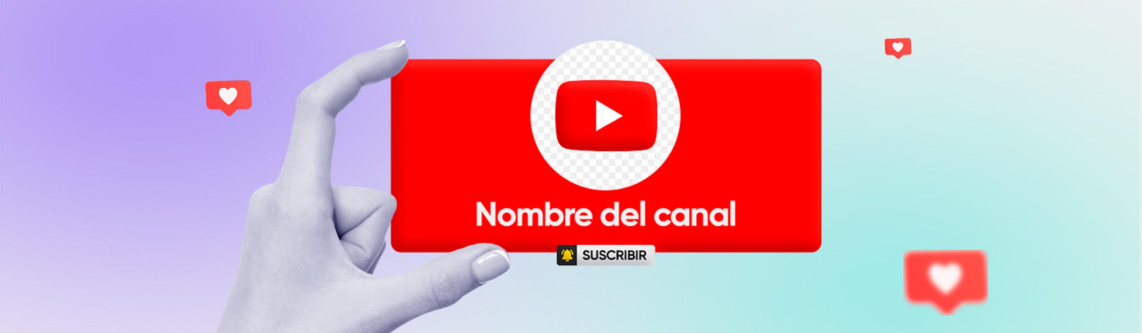 50 ideas de nombres para YouTube que te llenarán de inspiración para tu canal