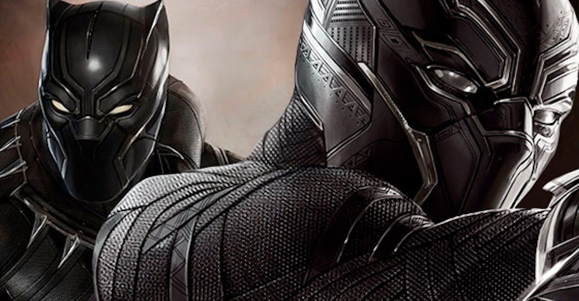 Este es el traje de Black Panther que Marvel no quiere que veas