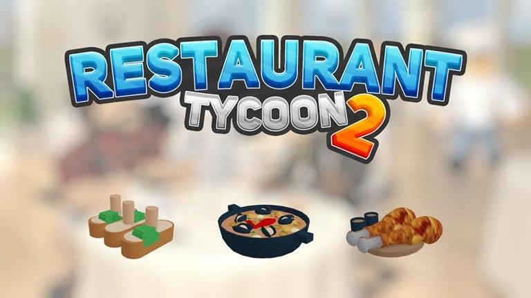 roblox restaurant tycoon game