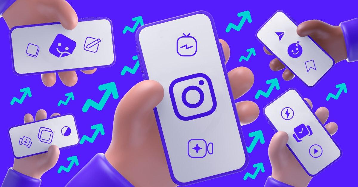 8 tendencias de Instagram para el 2021 que no puedes perder de vista