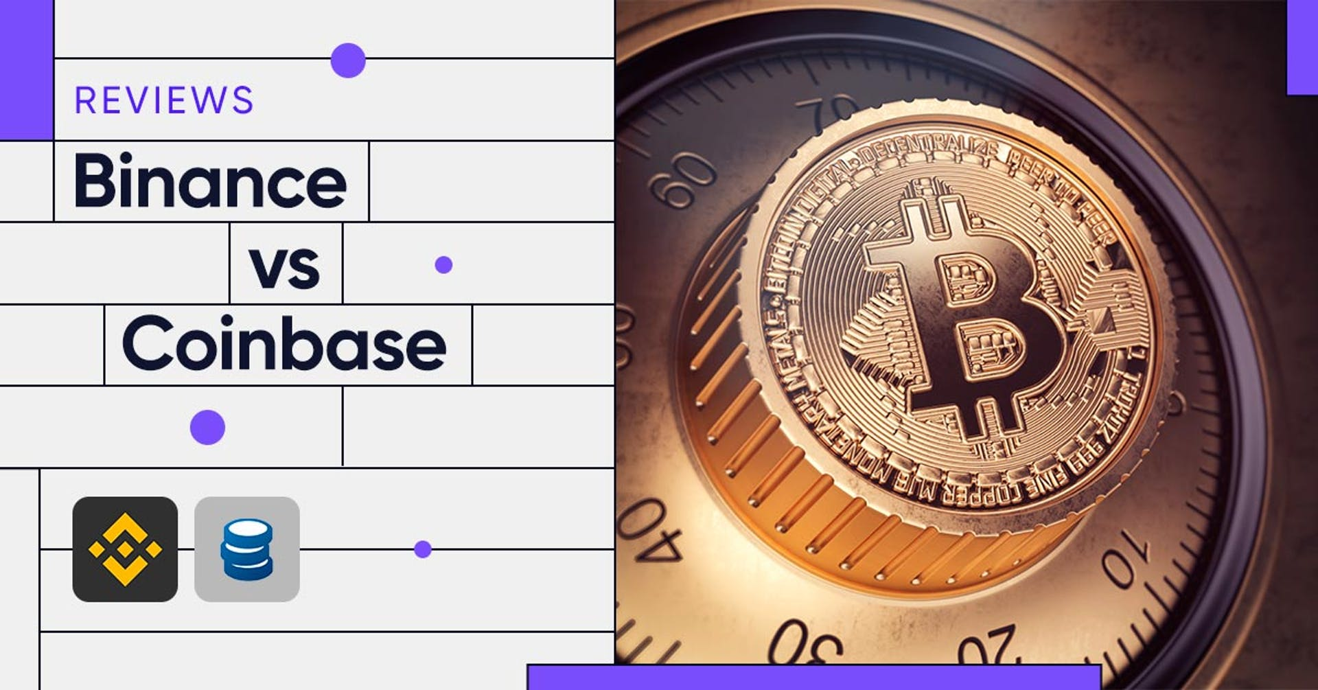 Binance vs Coinbase: ¡descubre dónde comprar y guardar tus criptomonedas!