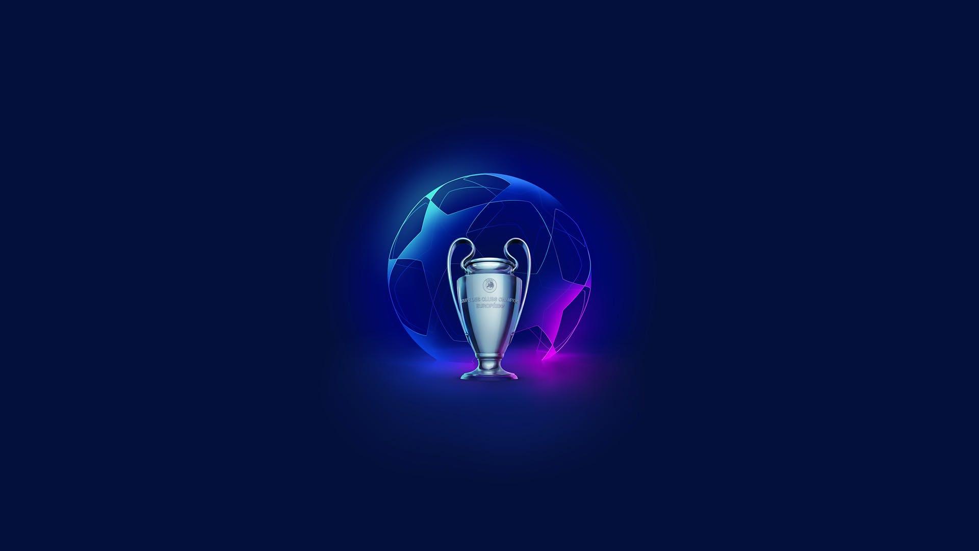 La parte creativa de la Champions League