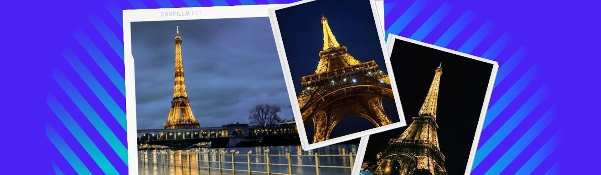 Fotos de la Torre Eiffel de noche: ¿están realmente prohibidas?