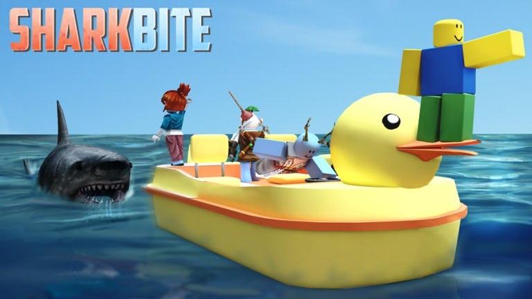 game roblox sharkbite