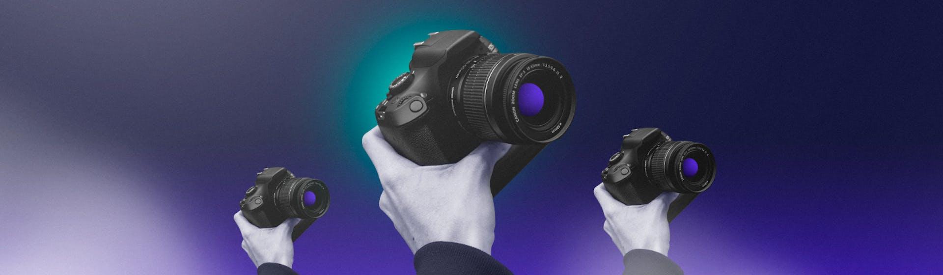 Comienza a capturar aprendiendo qué es la fotografía digital