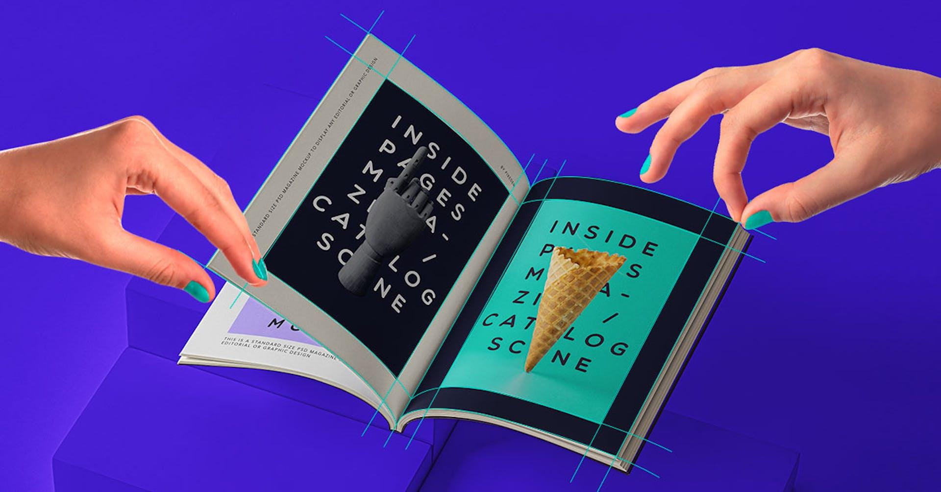 ¿Cómo diseñar una revista? 7 tips para cautivar a tus lectores