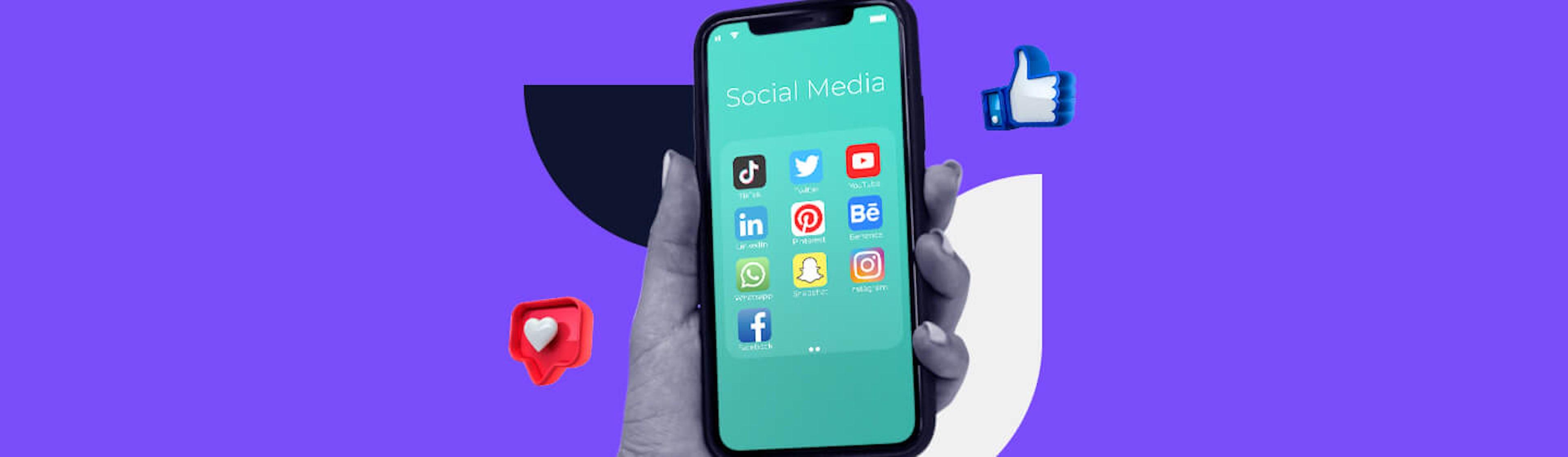 Las redes sociales más usadas en el 2020 y qué esperar de ellas este 2021