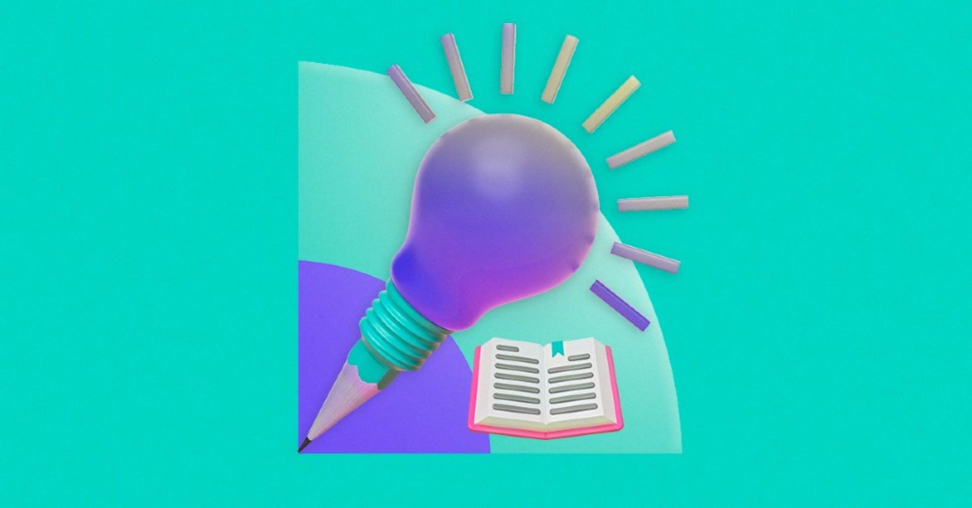 "¿No encuentras inspiración para escribir? ¡Descubre 40 formas para decir ""eureka""!"