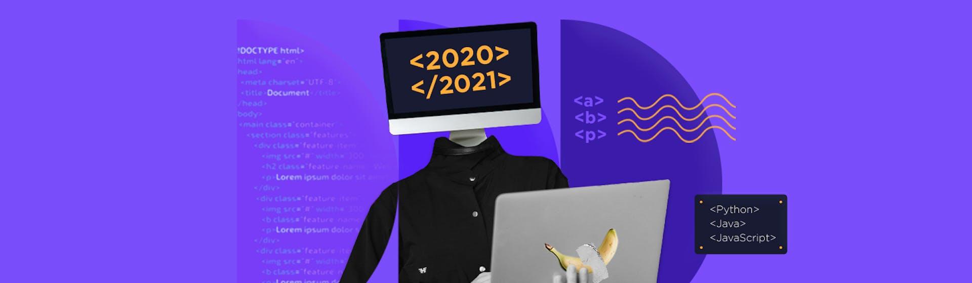 Los 15 lenguajes de programación más usados para aprender en el 2021
