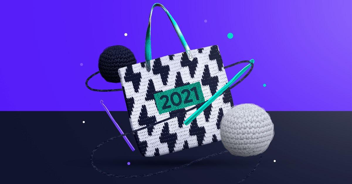 Tapestry Crochet: Conoce esta técnica tendencia en Pinterest