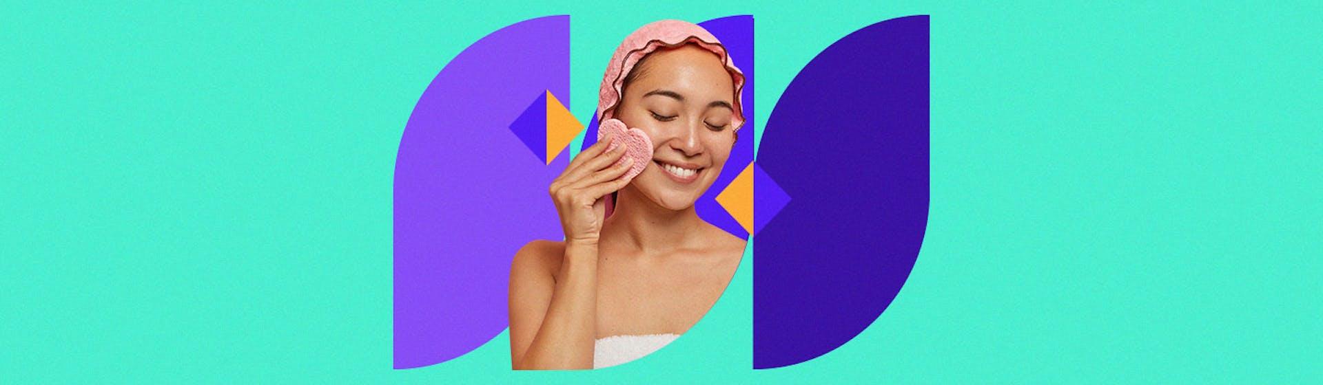 ¿Cómo hacer una limpieza facial profunda? Tips para lograr un rostro limpio y saludable.