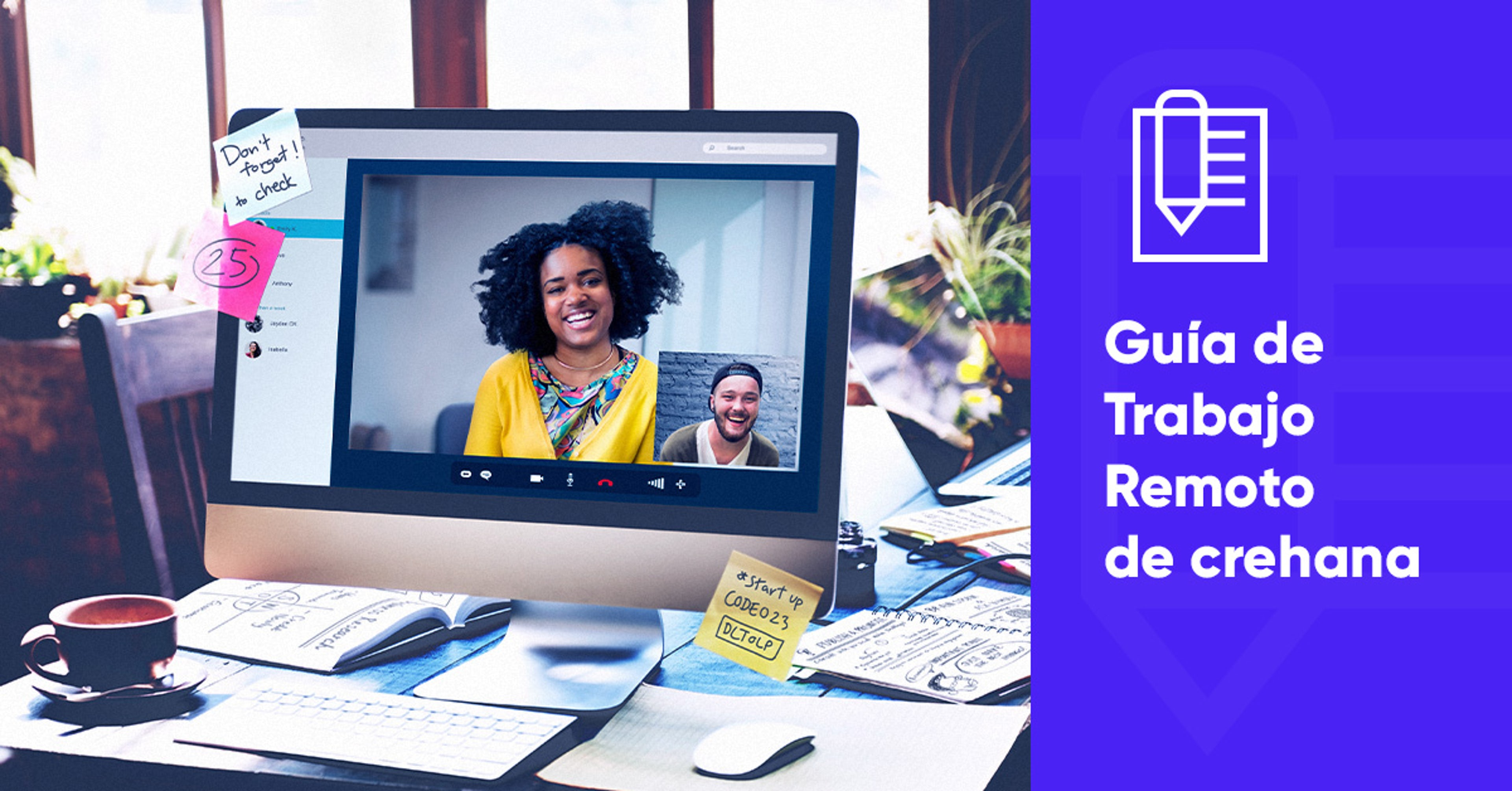 Guía de Home Office: Descárgala gratis y eleva la productividad de tu equipo