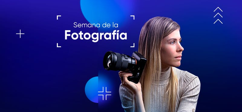 Semana de la Fotografía en Crehana: ¡Premios, cursos y talleres que te convertirán en el más pro y enamorado de la cámara!