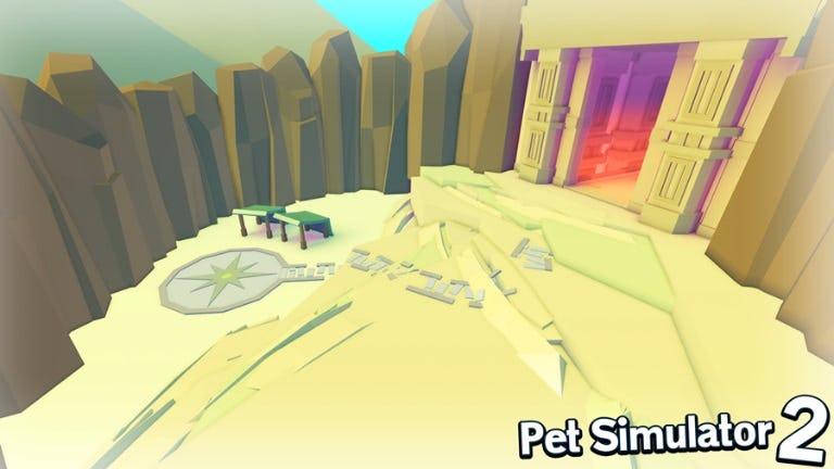 roblox pet simulator game
