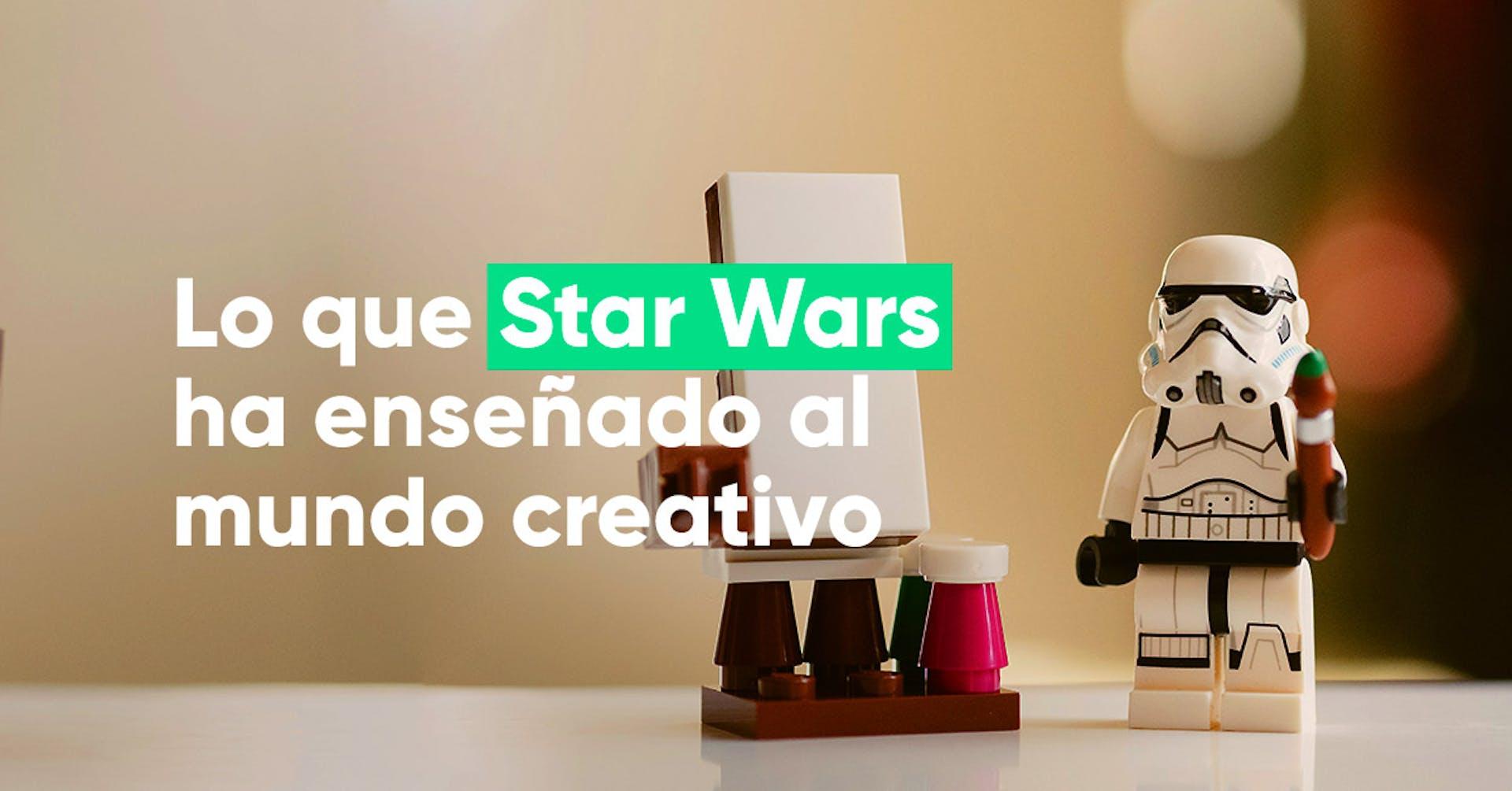 Star Wars, una fuente de inspiración para crear