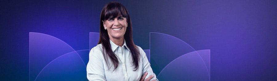 La emprendedora peruana Sandra Plevisani llega con un curso a Crehana