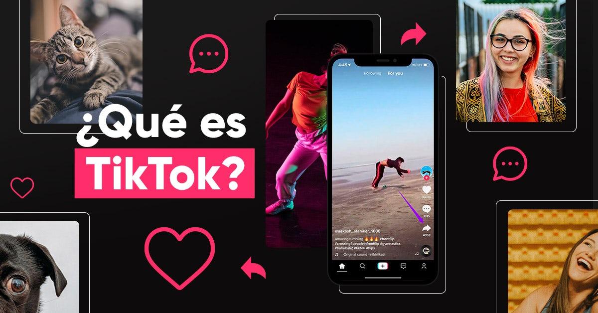 ¿Qué es TikTok? La red social que la está rompiendo en popularidad