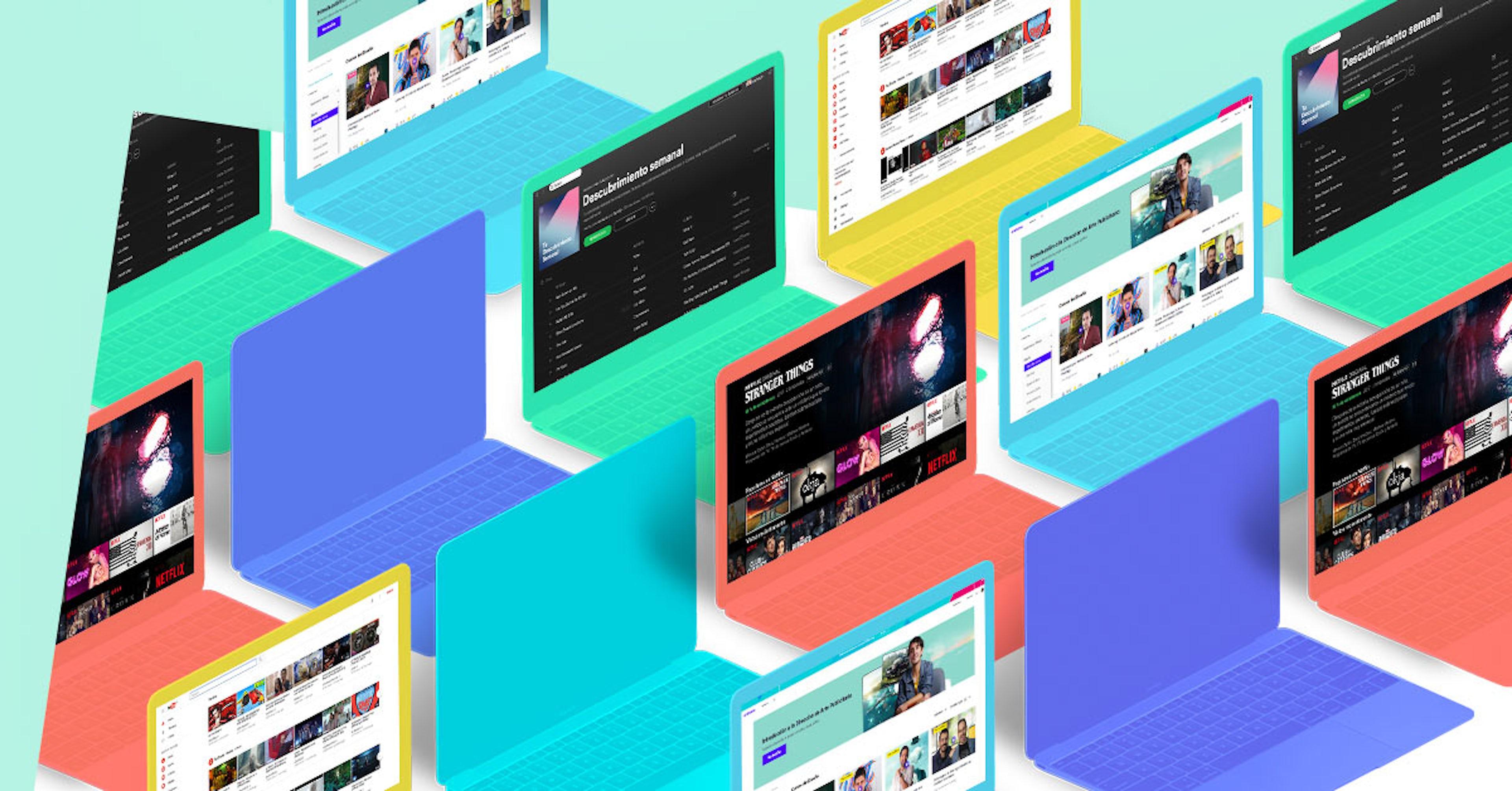 As plataformas digitais que mais queremos na quarentena