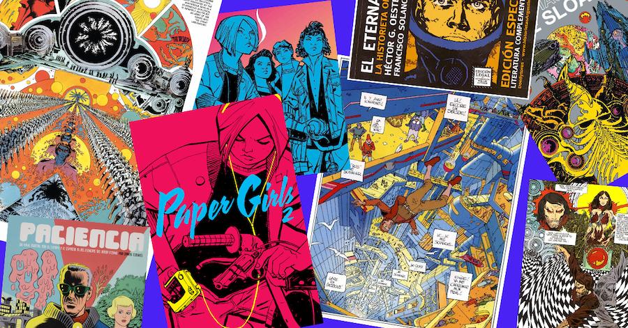 15 historietas de ciencia ficción para leer y alucinar