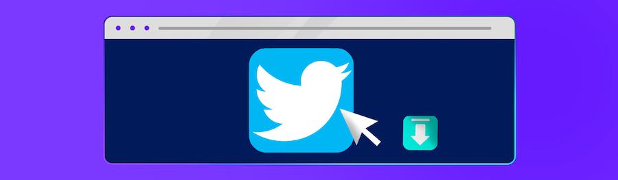 ¿Cómo bajar videos de Twitter? Tan solo bastará una herramienta digital