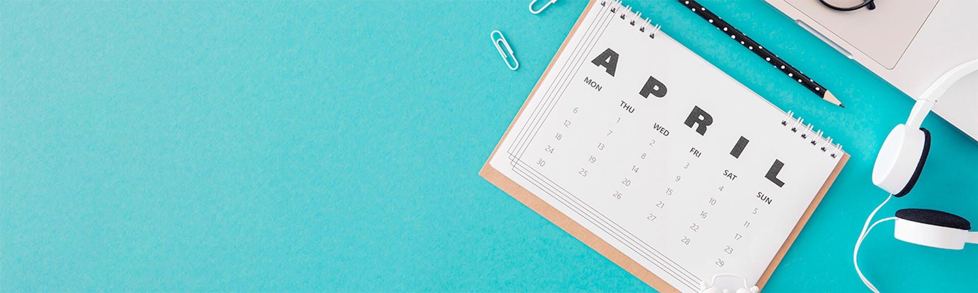 ¿Cómo hacer un calendario con fotos? ¡Personaliza todos los meses del año!
