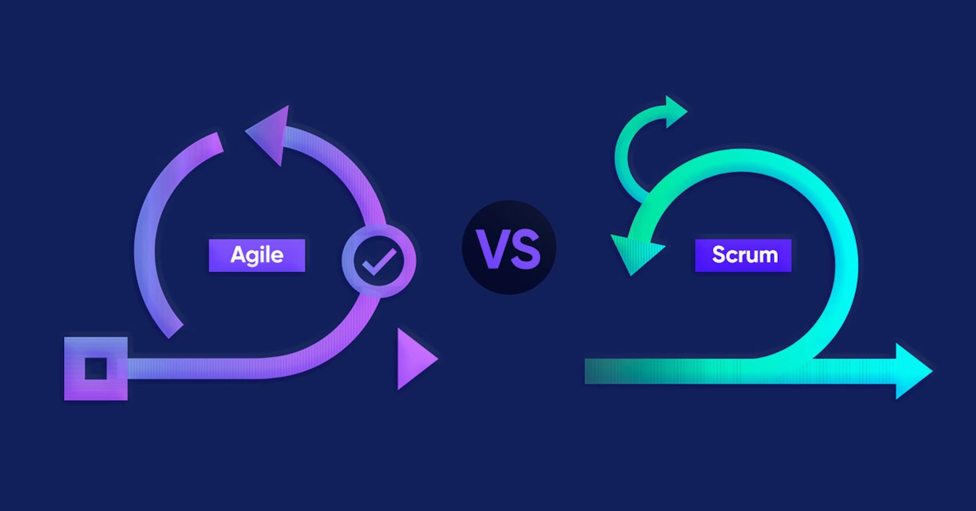 """¿Agile vs. Scrum? Conoce por qué este """"enfrentamiento"""" debe salir de tu cabeza"""
