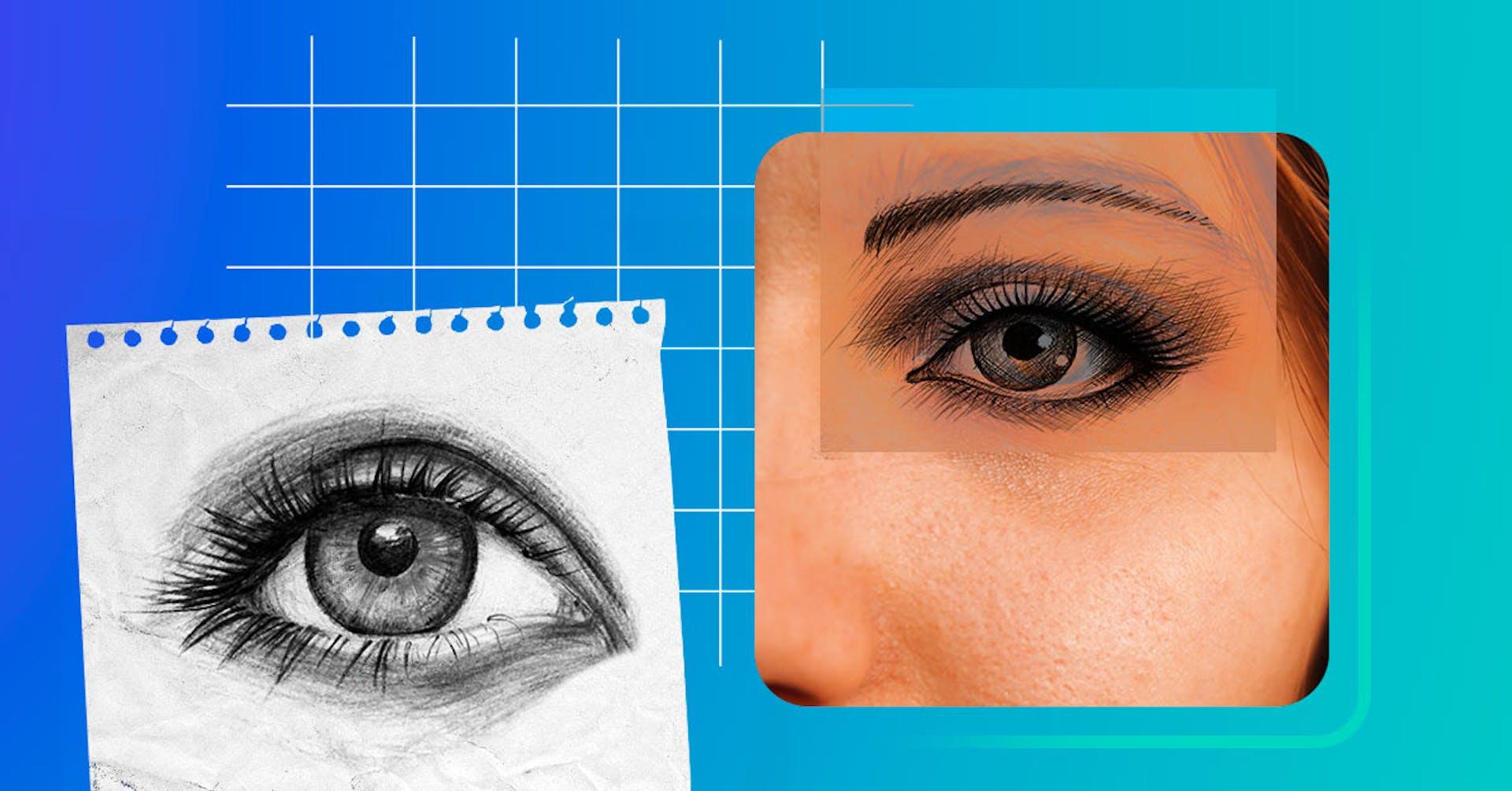 Crea miradas que cautiven con estos 3 tipos de ojos para dibujar tus personajes