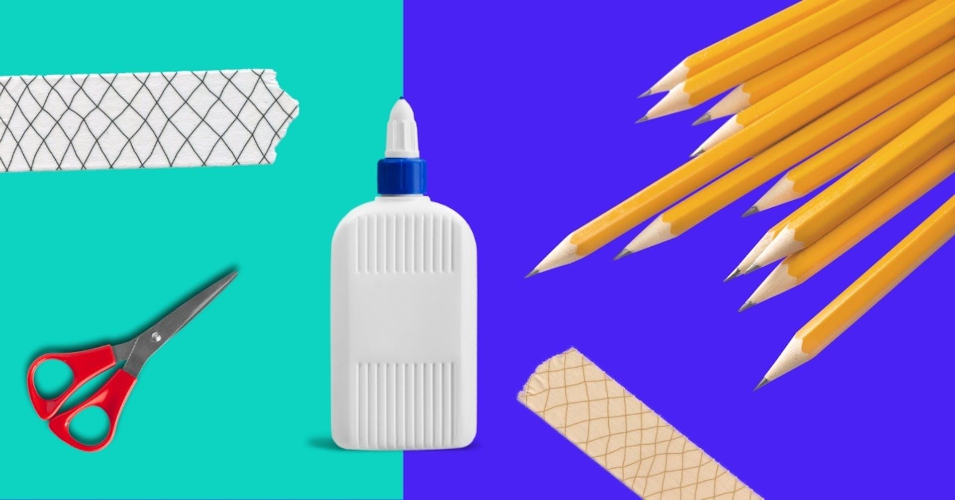 5 Increíbles ideas de cómo decorar lápices para niños