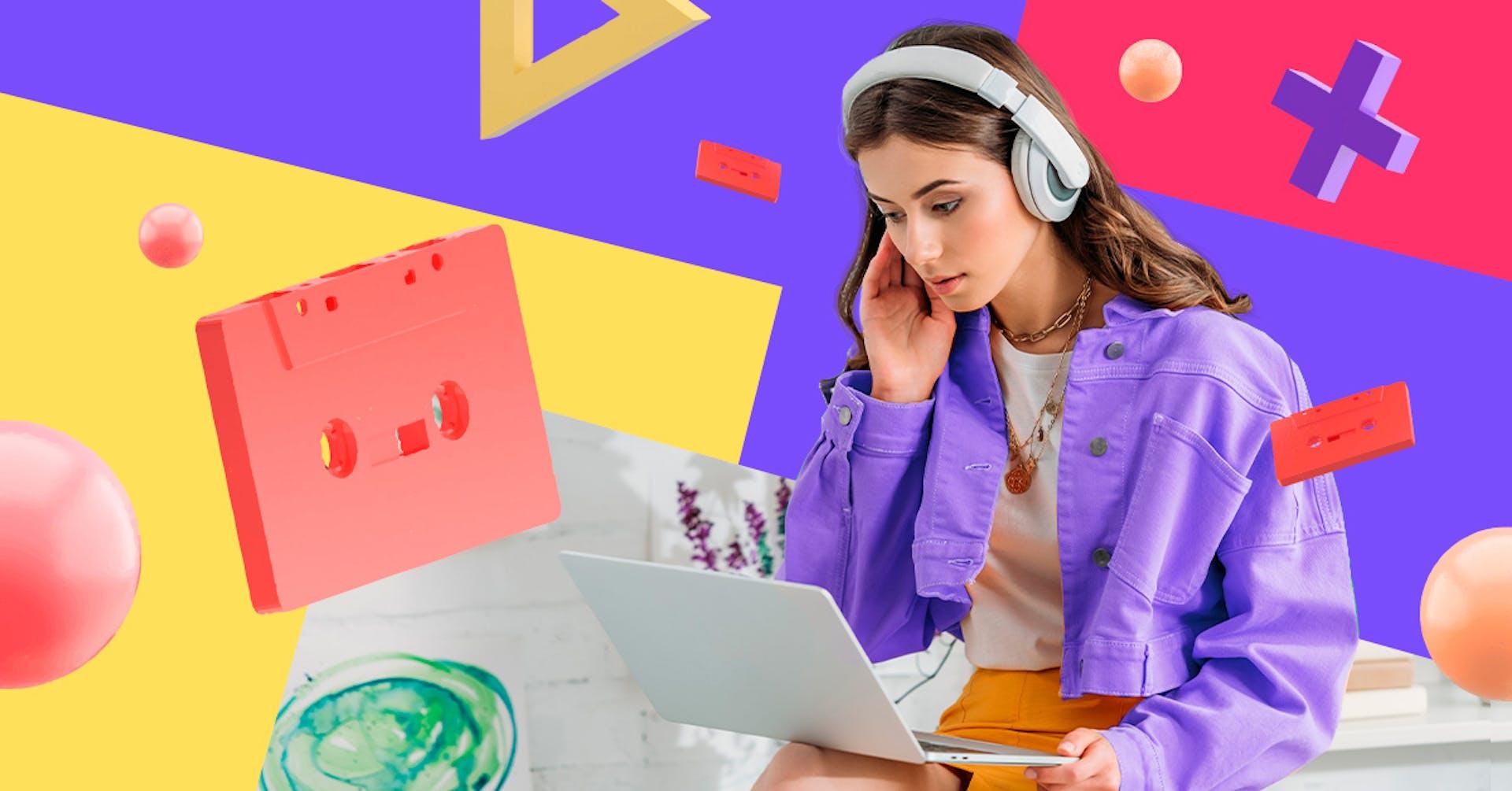 Trabalhar com música é produtivo? Você pode tentar ouvir esses 5 álbuns