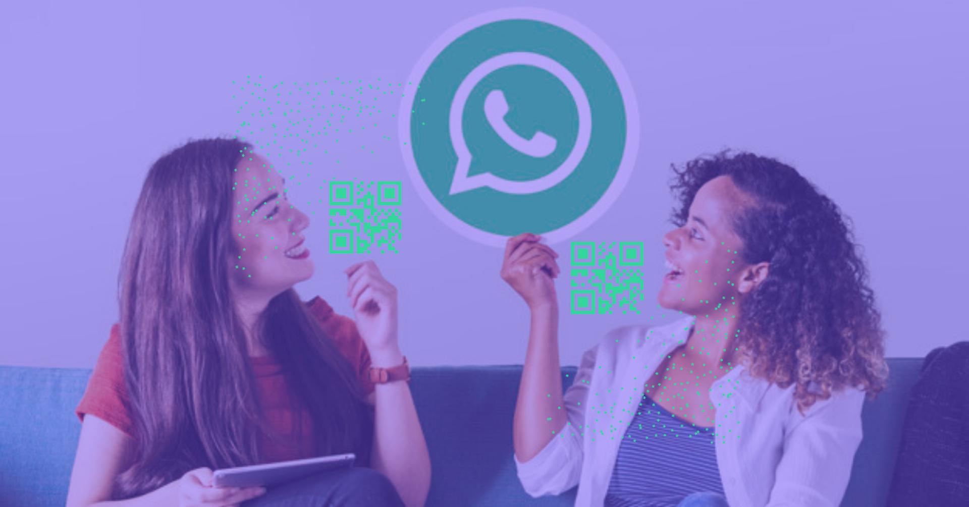 ¿No utilizas el código QR de WhatsApp? 3 razones para usarlo