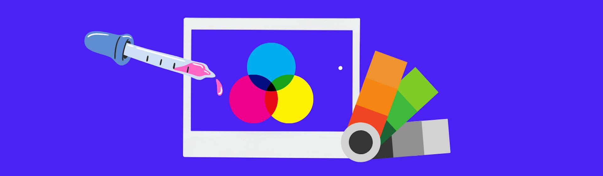 ¿Cómo saber el Pantone de un color? Identifica los colores en tus diseños de forma exacta