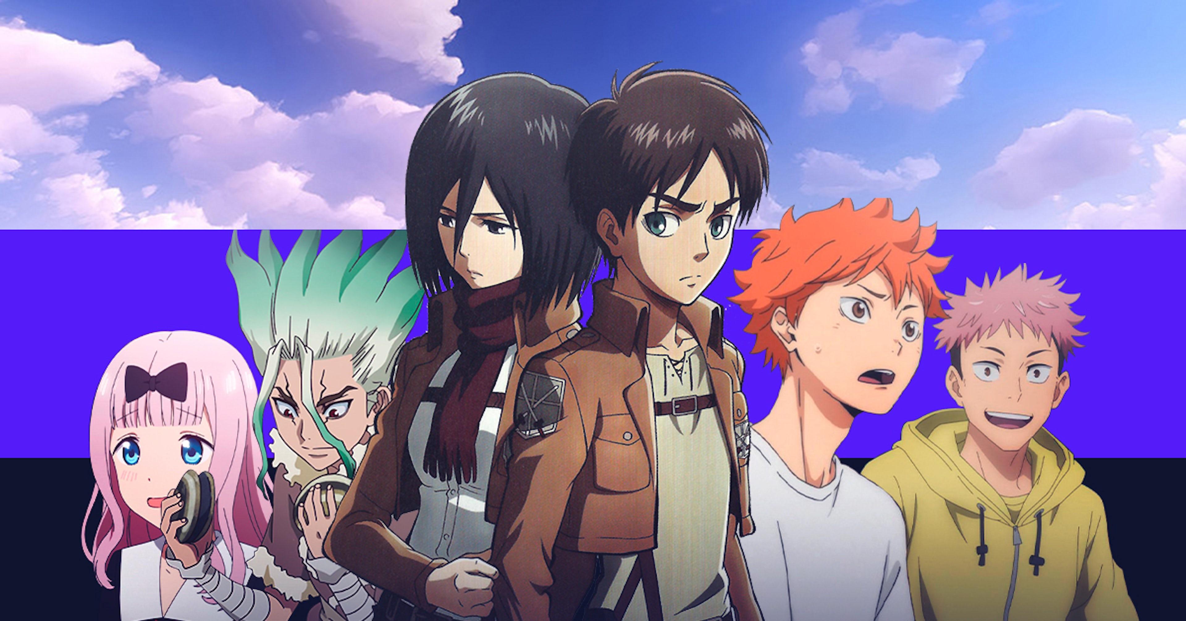 Animes para todos: Descubre al otaku que llevas dentro